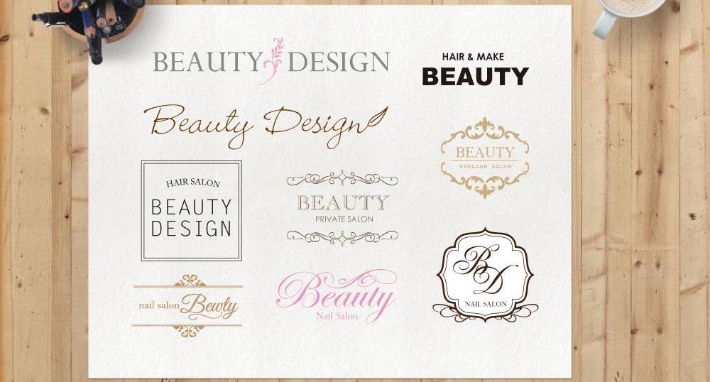 ロゴサンプル例デザインカスタマイズ